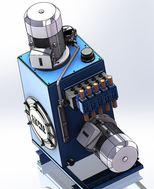 hydraulicky agregat PKS 3D model.JPG