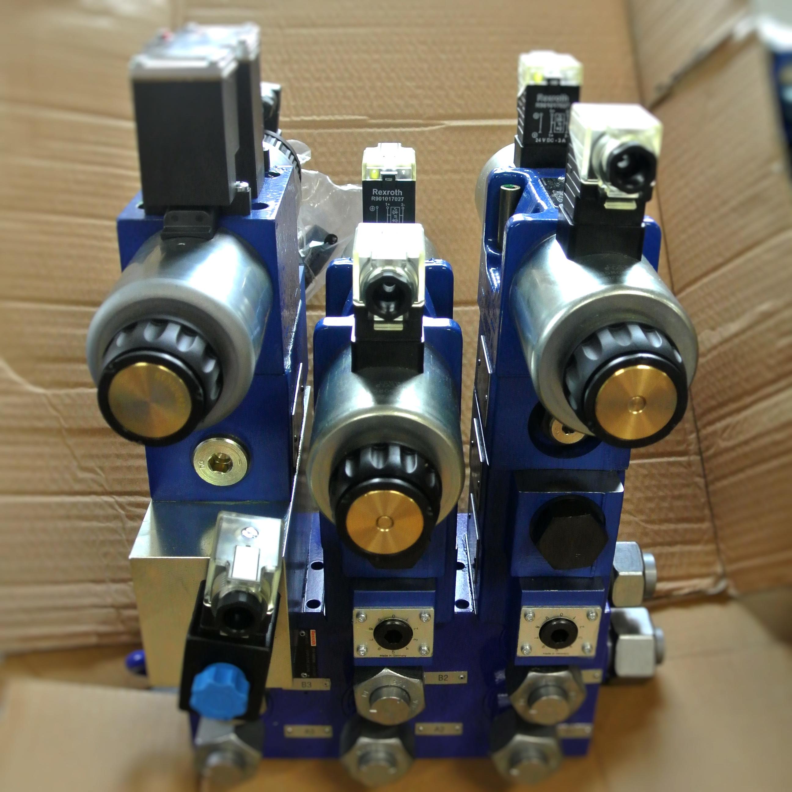 řídící blok hydraulický